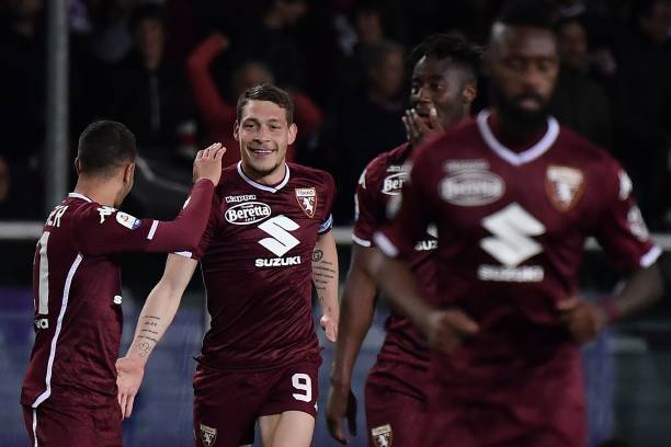 Torino dream of Champions League football