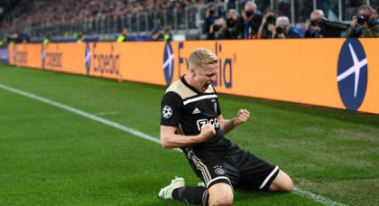 Cristiano Ronaldo's Juventus fall to Ajax and exit the Champions League