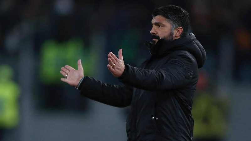 Gattuso in talks to take over at Sampdoria