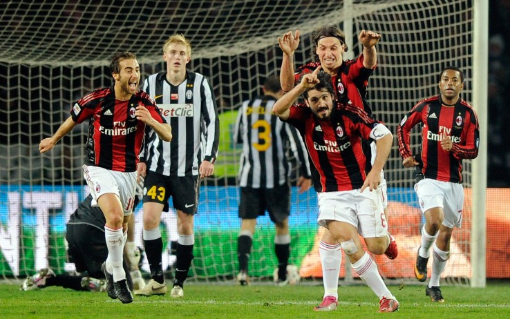 Timing right for AC Milan to end Juventus stranglehold in Turin