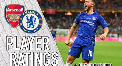 Chelsea player ratings: Sensational Hazard bows out in glory