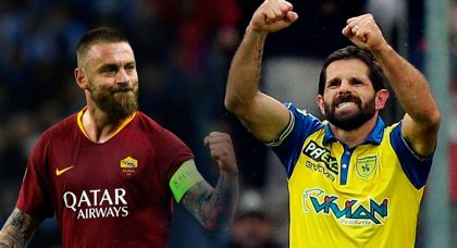 Pellissier and De Rossi: The last of Serie A's bandiere