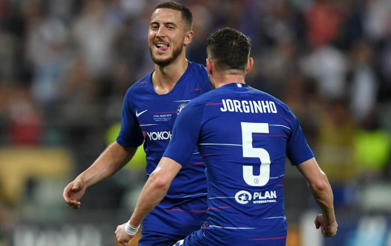 Hazard on Chelsea future: I think this is goodbye