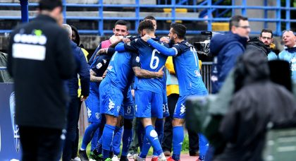 Can Empoli complete a great escape?