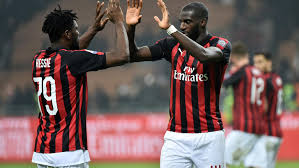 AC Milan duo poised for summer exits