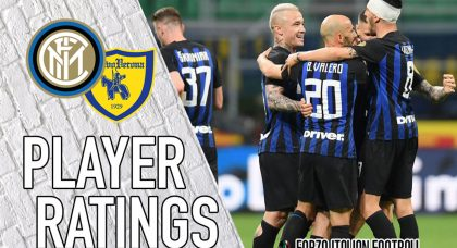 Inter Player Ratings: Inspirational Politano eases the tension