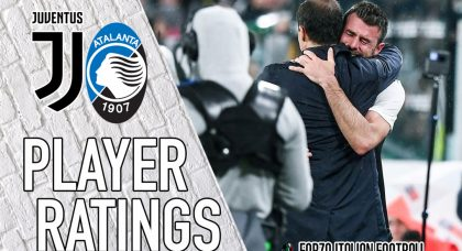 Juventus Player Ratings: Time to party