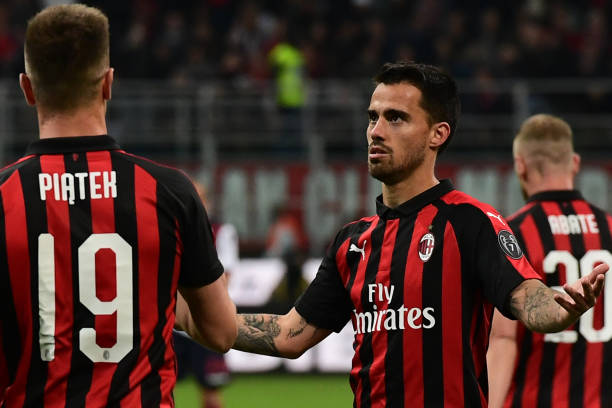 Suso: AC Milan fans have the right to whistle me