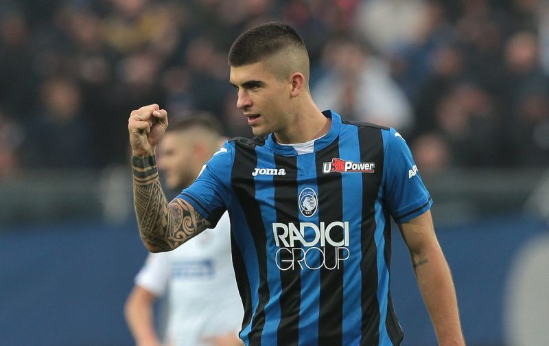 Roma closing in on Atalanta defender