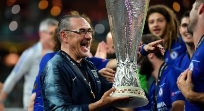 Sarri to receive Champions League bonus at Juventus