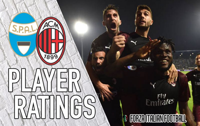 AC Milan Player Ratings: Kessie the hero as the Rossoneri miss Champions League