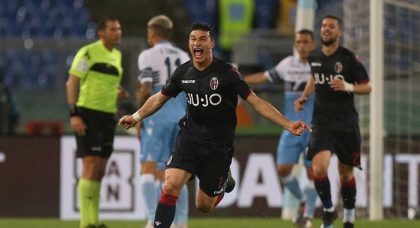 Bologna hold Lazio in thrilling draw to secure Serie A survival