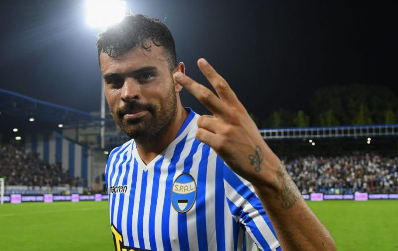 AC Milan look to SPAL striker amid Correa delay