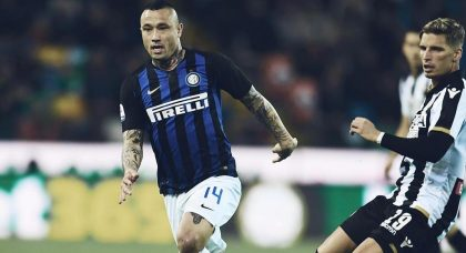 Nainggolan: I'll show Inter that they made a mistake