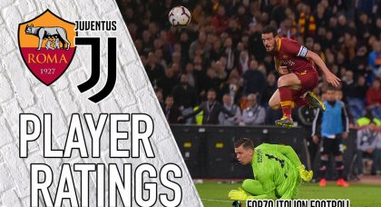 Roma player ratings: Florenzi steps up for Champions League hopes