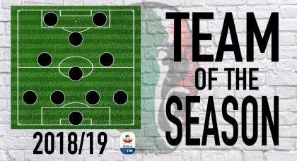 Serie A 2018/19 Team of the Season