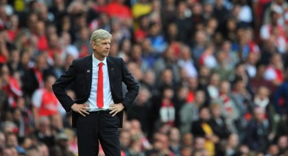 Roma turn to Wenger as hunt for new coach intensifies