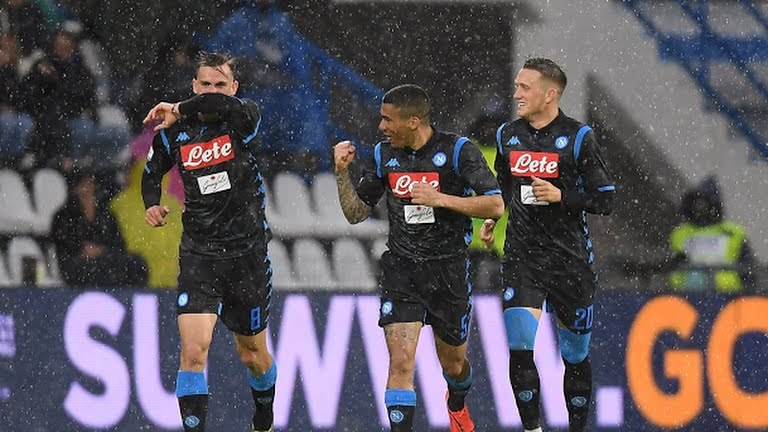 Napoli overcome late SPAL storm to win in Ferrara