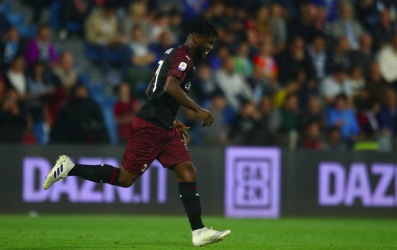 Inspirational Kessie leads as AC Milan fall short of Champions League despite win at SPAL