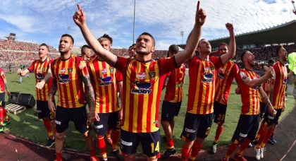 Liverani's Lecce emerge from darkness