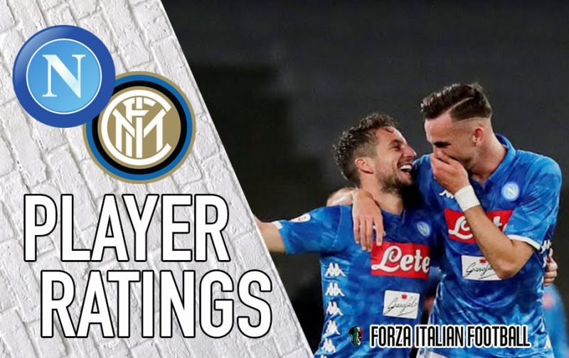 Napoli Player Ratings: Fabian guides the way