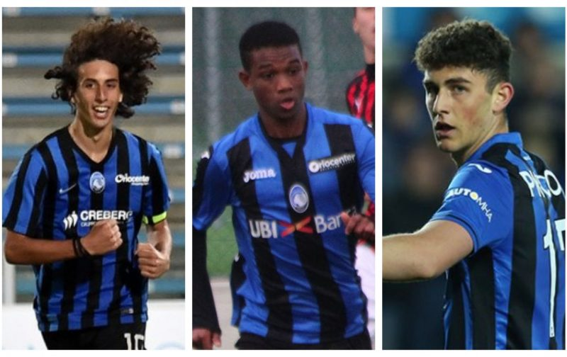 Three promising Atalanta starlets to watch in the 2019/20 UEFA Youth League
