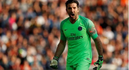 Former Juventus star Buffon leaves PSG after single season