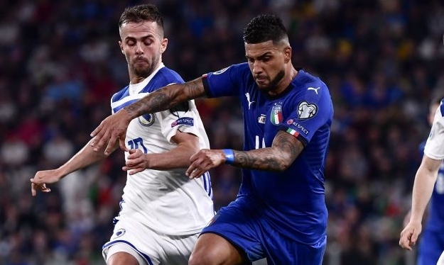 Emerson: No offers from Juventus