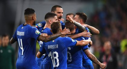 Mancini finally gives Italy an identity