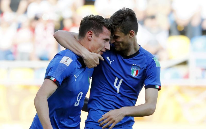 Plenty of positives for Italy's new generation