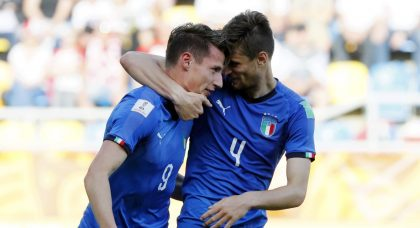Italy U20 making an impression in Poland