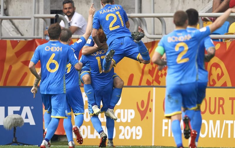 Italy eliminated from Under 20s World Cup