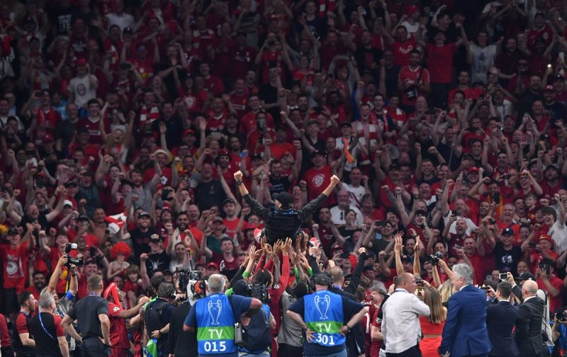 How Liverpool won the 2019 Champions League in pictures