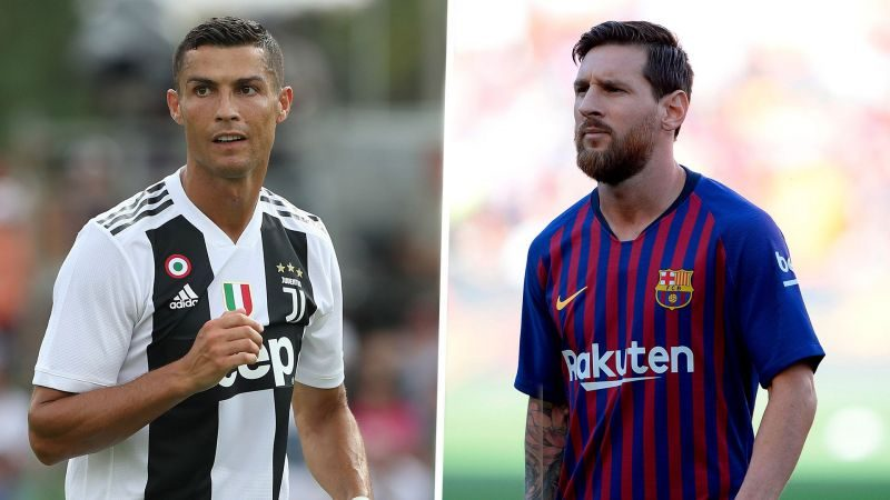 the best attitude 0c13b d6404 Ronaldo second to Messi in Forbes rich list | Forza Italian ...