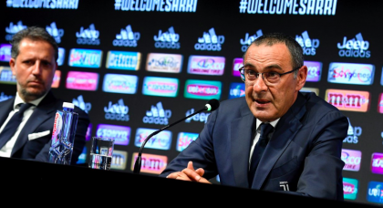Sarri: It would have been unfair for Juventus to beat Fiorentina