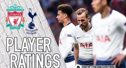 Tottenham player ratings: Sissoko blunder proves costly