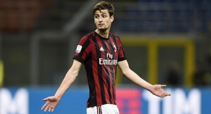 Under-20 World Cup star primed for AC Milan first team