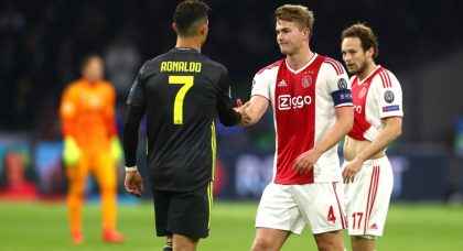 Juventus forward could be included in De Ligt deal