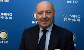 Marotta: Neither Icardi nor Nainggolan are part of Inter's plans