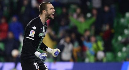 Roma and Real Betis reach agreement for Pau Lopez