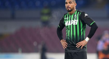 Boateng expected to join Fiorentina