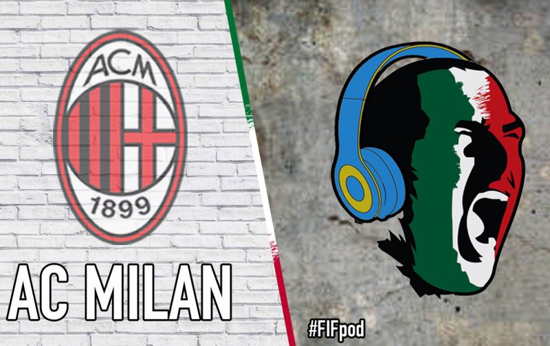 AC Milan Preview Podcast with Ogo Sylla