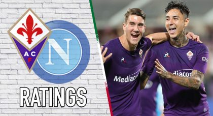 Fiorentina Player Ratings: Boateng announces himself