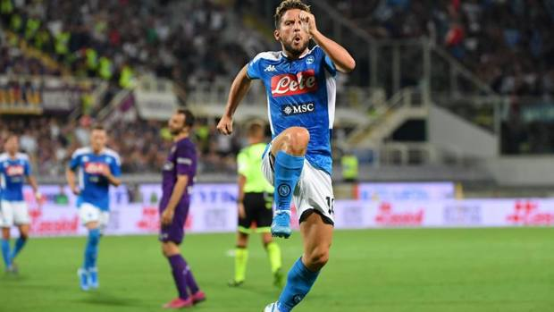 A crazy night in Florence sees Napoli beat Fiorentina
