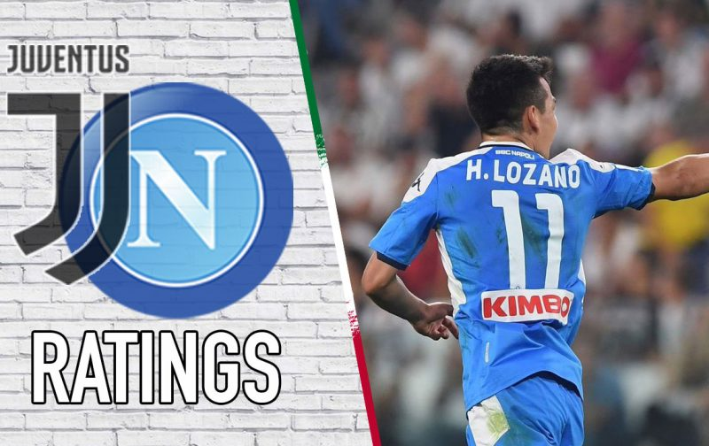 Napoli player ratings: Clumsy Koulibaly suffers Turin horror show