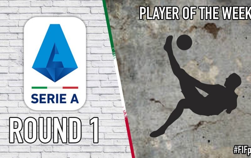 Serie A Player of the Week | Round 1