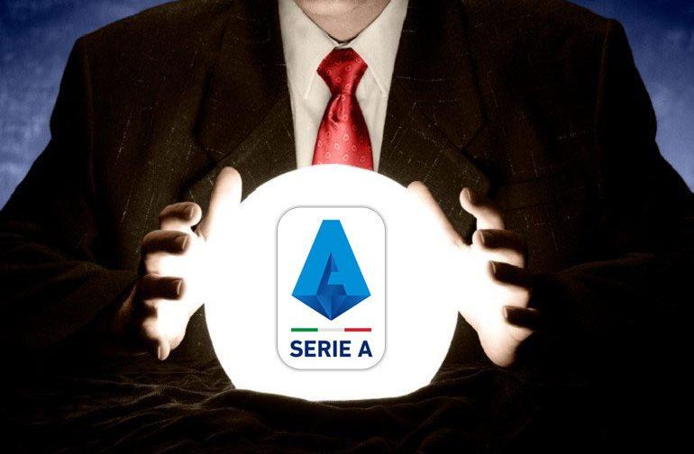 Serie A 2019/20 – Predictions