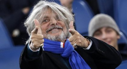 Sampdoria's ownership conundrum could prove detrimental to their on-field hopes