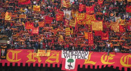 Lecce return Puglia's flag to the big time
