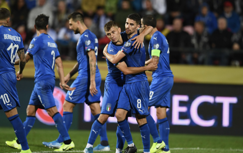 Mancini brings pride and grit back to Italy